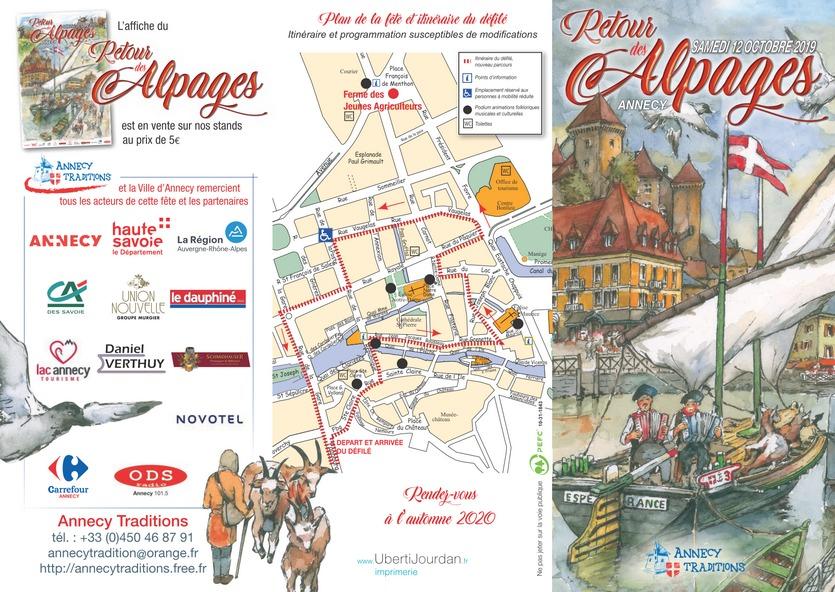 Retour Des Alpages le 8/10 Alpages-recto